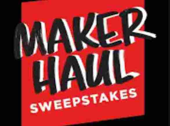 Michaels-Maker-Haul-Sweepstakes