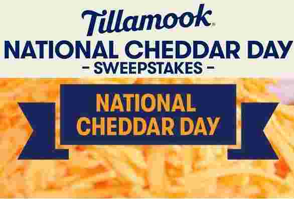 Tillamook-Cheddar-Sweepstakes
