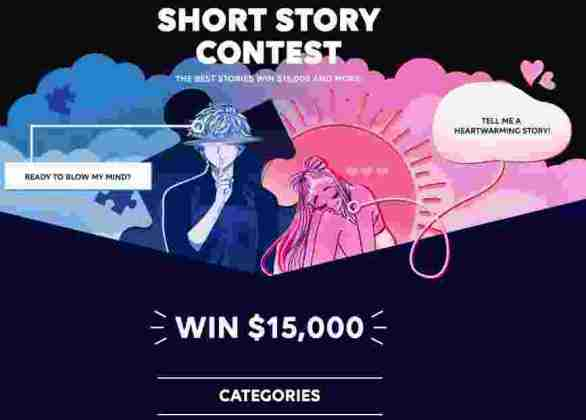 Webtoon-Short-Story-Contest