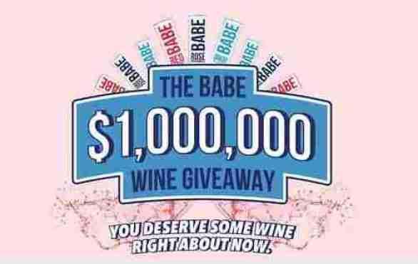 BabeWine-Million-Dollar-Giveaway