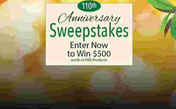 BotanicChoice-Anniversary-Sweepstakes