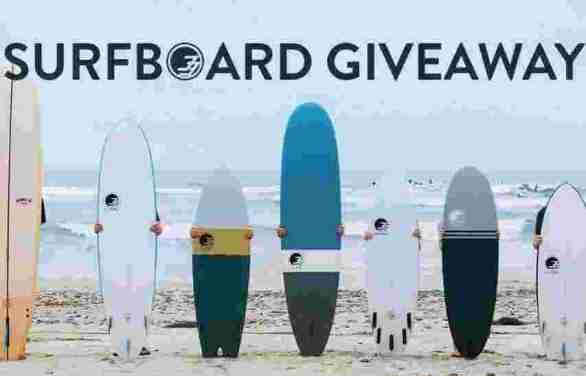 Surfboard-Sweepstakes