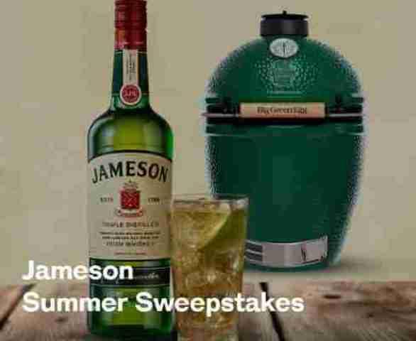 JamesonSummer-Sweepstakes
