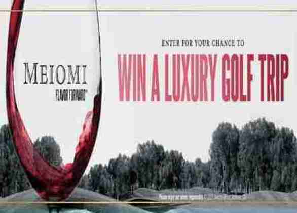 Meiomi-Luxury-Golf-Trip-Sweepstakes