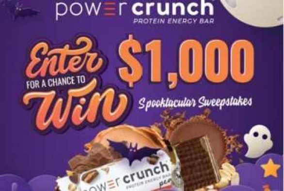 Winwithpowercrunch-Sweepstakes