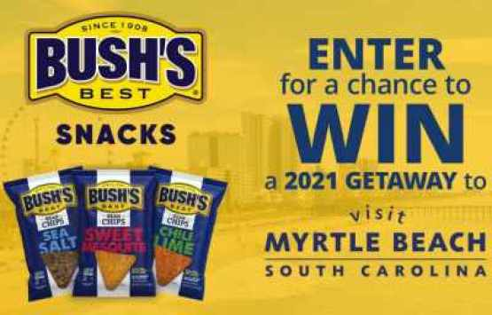 BushsMyrtleBeach-Sweepstakes