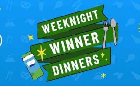 Hiddenvalley-weeknight-winner-dinners-Sweepstakes
