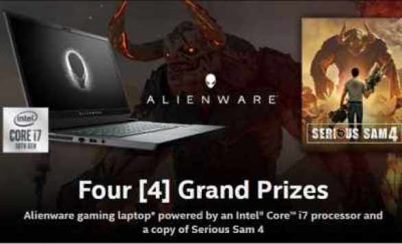 Intel-Serious-Sam-Sweepstakes