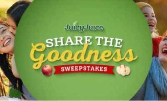 JuicyJuice-Share-Goodness-Sweepstakes