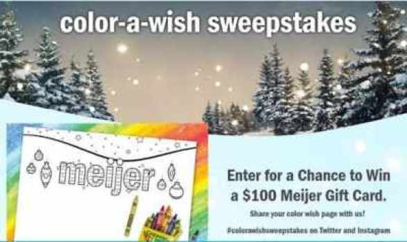 Meijer-Color-A-Wish-Sweepstakes