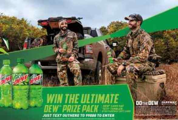 Pepsi-Outhere-Sweepstakes