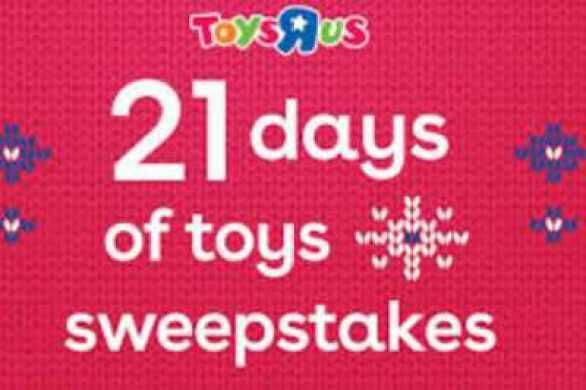 ToysRUs-21-Days-of-Toys-Sweepstakes