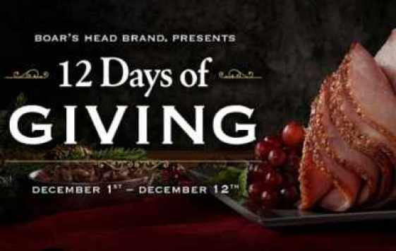 BoarsHead-12-Days-Giving-Sweepstakes