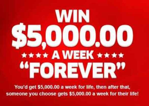 PCH-5000-Forever-Sweepstakes