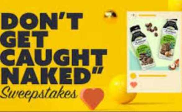 BolthouseFarms-Caught-Naked-sweepstakes