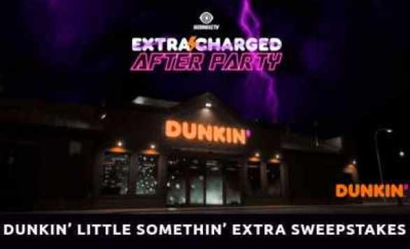 Dunkin-Little-Somethin-Extra-Sweepstakes