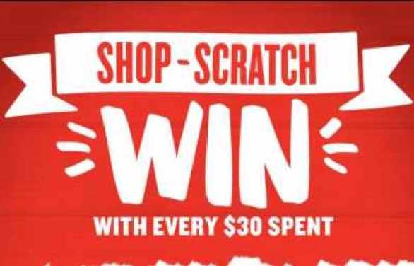 FoodlandSA-Shop-Scratch-Win-Competition