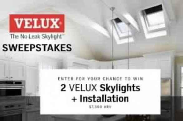 HGTV-Velux-Skylight-Sweepstakes