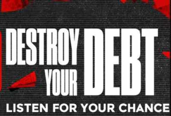 Destroy-Your-Debt-Contest