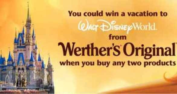Werthers-Disney-Sweepstakes