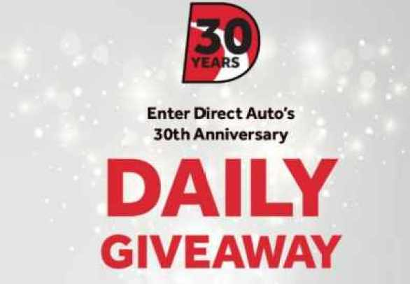 DirectAuto-30th-Anniversary-Giveaway