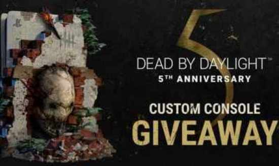 Deadbydaylight.com/PS5-Sweepstakes