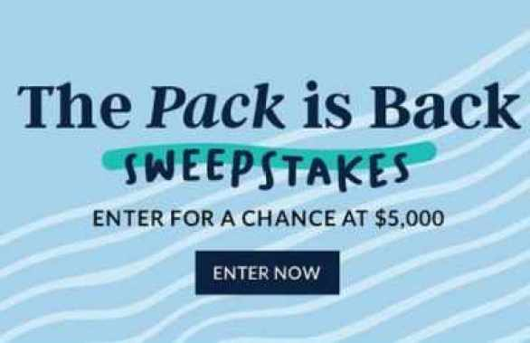 Landsend-the-pack-is-back-Sweepstakes