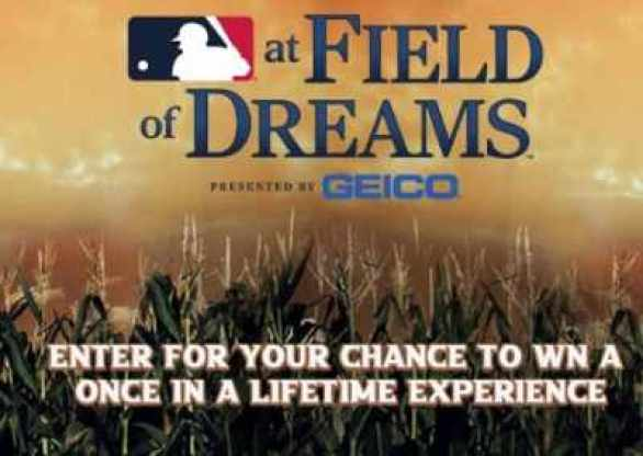 MLB-Field-Dreams-Sweepstakes