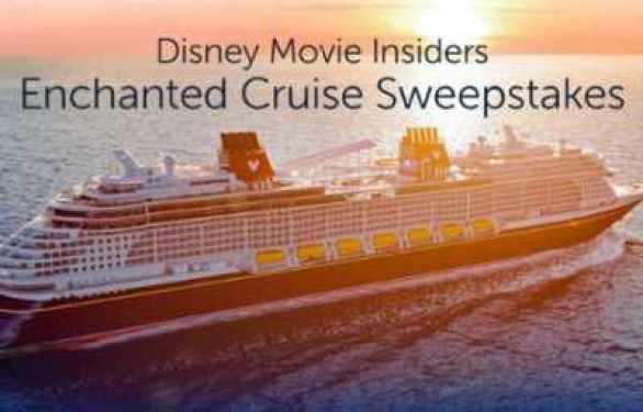 disneymovieinsiders-enchanted-cruise-sweepstakes