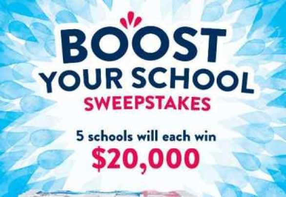 Boxtops4education-Boost-Your-School-Sweepstakes