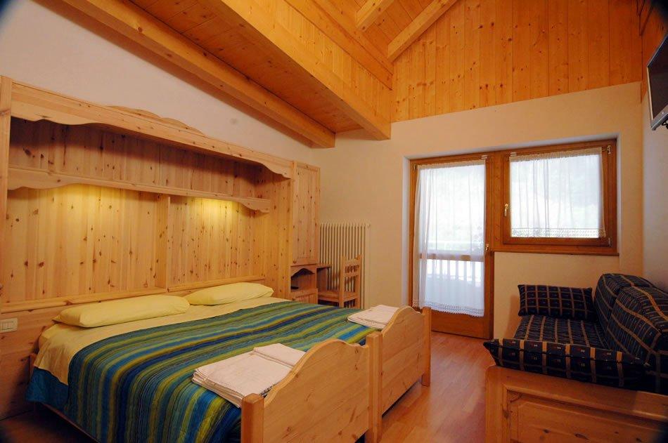Hotel Aurora Pejo Fonti Offerte Albergo Auroa Pejo Last Minute Pejo Val di Sole Trentino