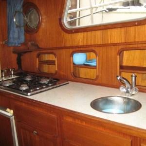 boot inbouw