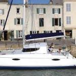transport catamaran 11*6 m, 5000 kilo, spaanse oostkust-Nederland