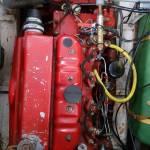 montage van de opvoerpomp voor de diesel op indenor motor
