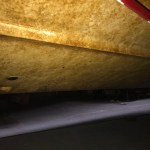 Onderwaterschip Chaparral 290 signature 2003 polijsten / coaten / anti-fouling