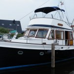 Renovatie van een Grand Banks 42