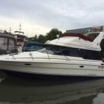 Bayliner 3058 naar Turkije