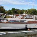 transport motorboot stockholm - Delfzijl