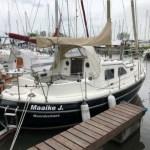 Midget 26 van Klundert naar Zeewolde 3400 kilo
