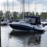 nieuwe tent voor boot