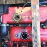 reparatie renault marine DTR 40