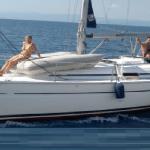 Refit Bavaria 36 Cruiser te Enkhuizen