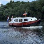 stalen motorboot Zwolle-Purmerend