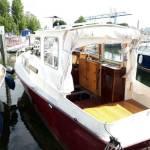 Transport Beja kruiser van Dordrecht naar Amersfoort