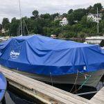 Transport saga 27. 8.25m/2500kg Oslo, Delfzijl