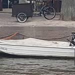 Aluminium boot onderkant vervangen te Amsterdam