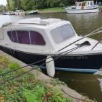 Transport Boot schetland 6 meter