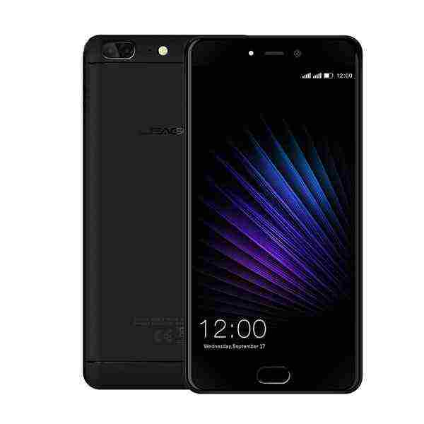 offertehitech-Leagoo T5 5.5'' FHD Doppia Fotocamera Posteriore Impronta Digitale 4GB RAM 64GB ROM MTK6750T Octa-Core 4G Smartphone