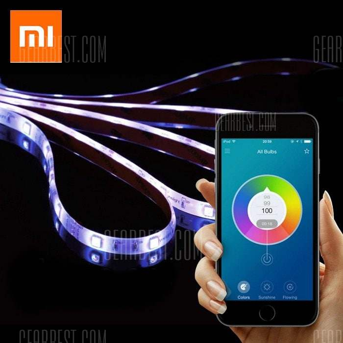 Xiaomi Yeelight Smart  RGB COLOR a 2329  Offerte
