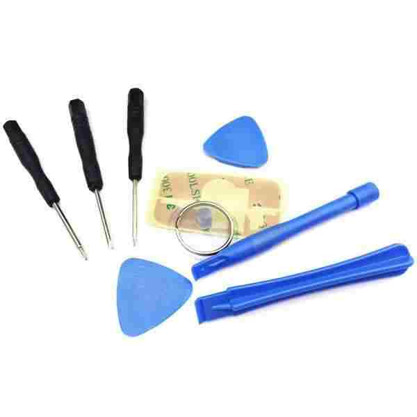 offertehitech-9 - in - 1 Repair Opening Tool Kit Portable Precision Screwdrivers Disassembly Set - AS THE PICTURE